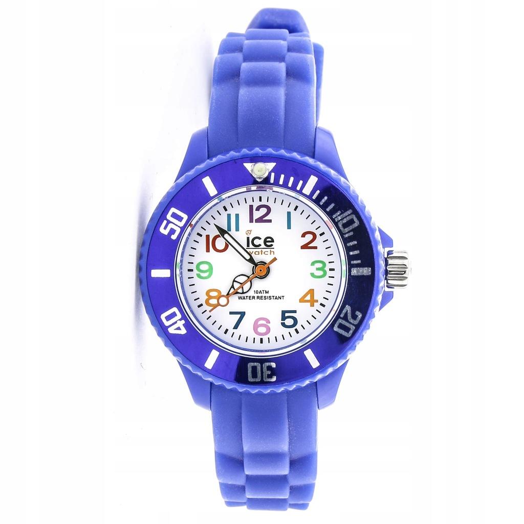 Zegarek ICE-WATCH MN.BE.M.S.12 10 ATM niebieski