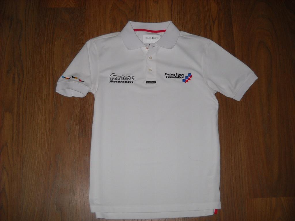 Henri Lloyd Racing Steps Koszulka Polo S