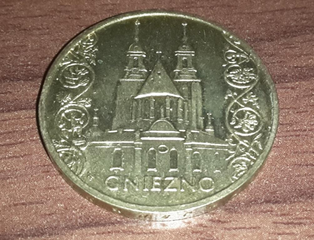 Gniezno 2005 r 2 zł