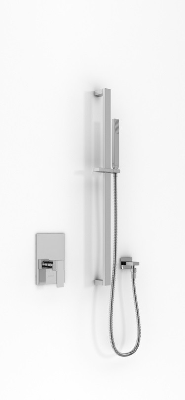 Zestaw prysznicowy Excelent KOHLMAN QW220HSP2
