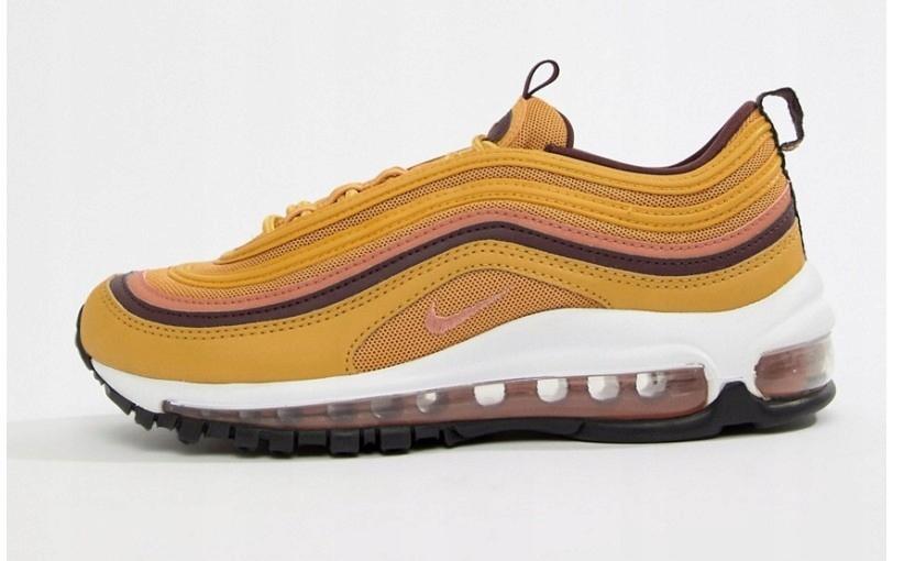 Obuwie Damskie Nike W Air Max 97 921733 700 (Żółty, Różowy