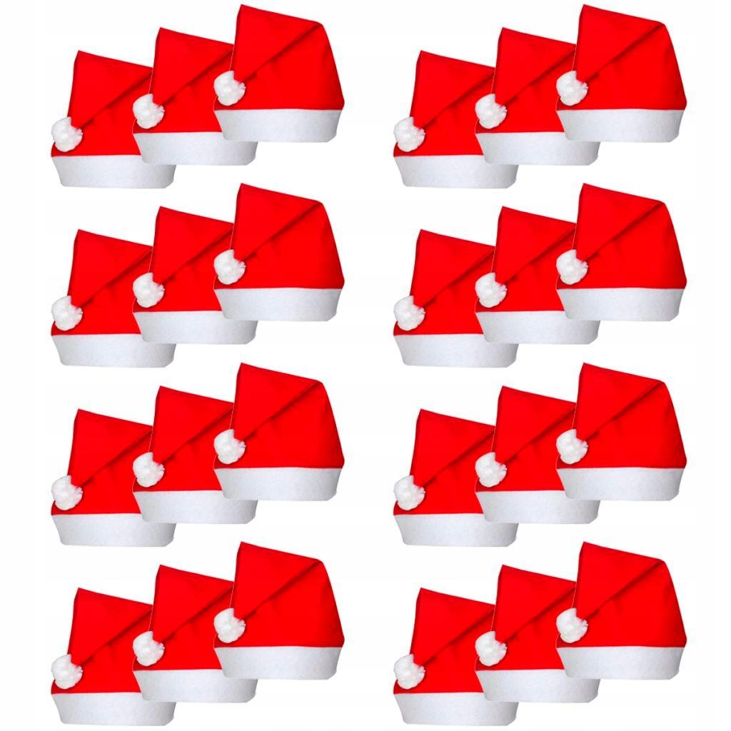 Czapki Świętego Mikołaja