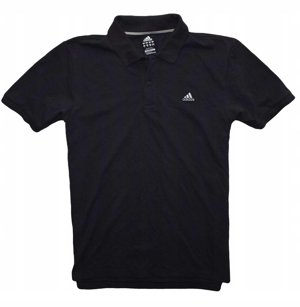Adidas XL climalite koszulka polo bawełna klasyk