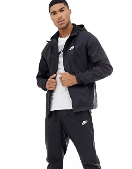 Kurtka NIKE Sportswear Men's Hooded Woven Tracksui