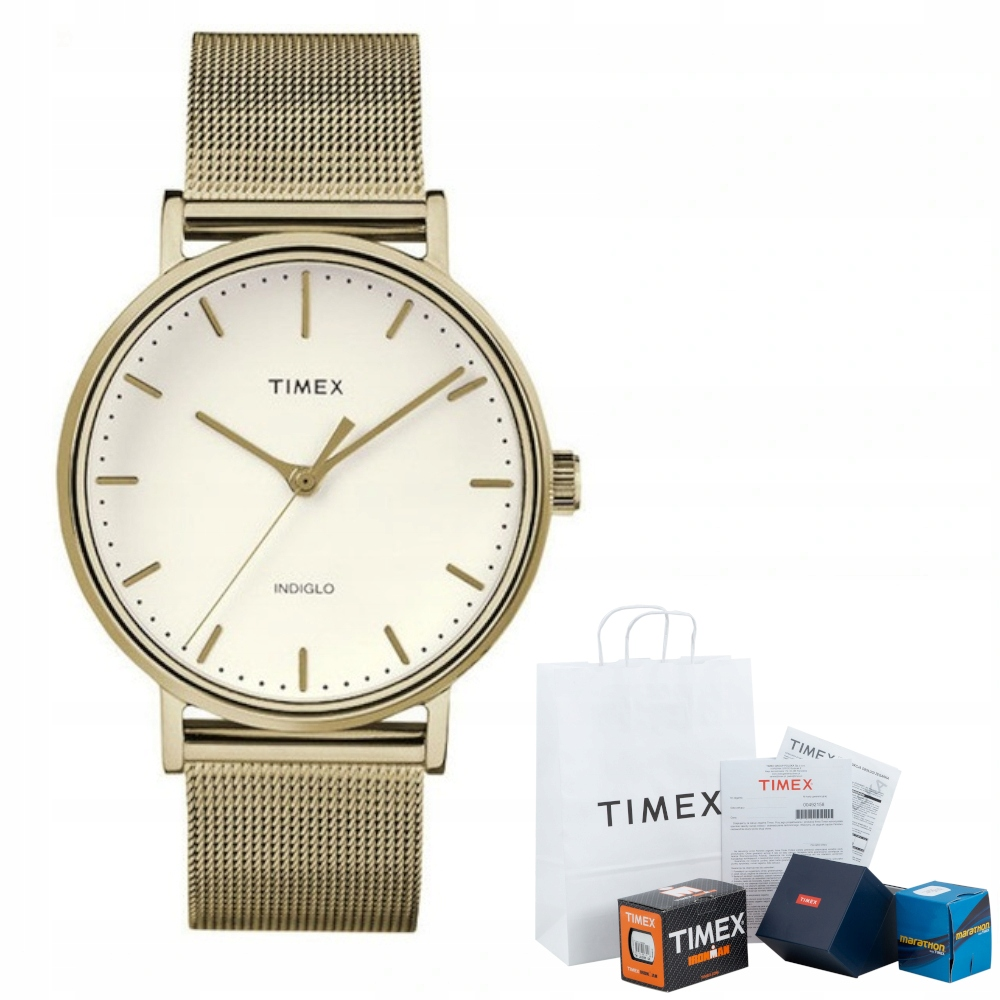 Zegarek damski Timex TW2R26500|Grawer GRATIS!