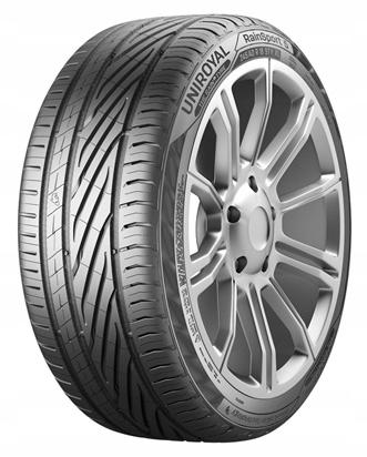 4 x Uniroyal Rainsport 5 295/35R21 107 Y XL FR