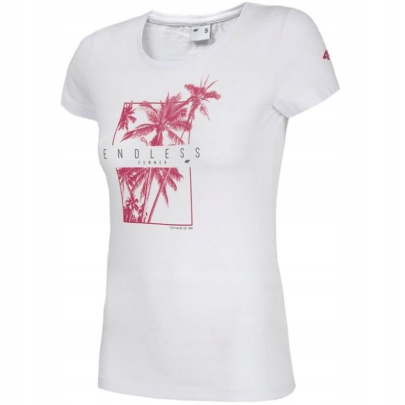 Koszulka 4F W H4L20 TSD025 10S