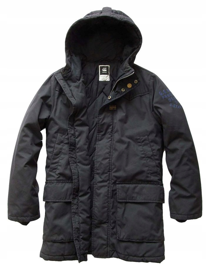 G-STAR RAW COLORADO * KURTKA ZIMOWA * PARKA * M