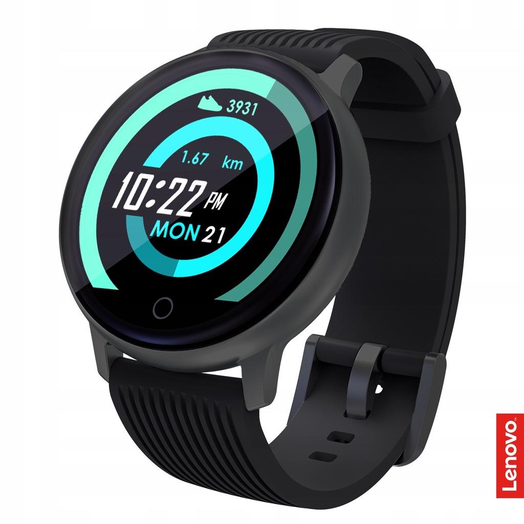 LENOVO BLAZE Smartwatch Zegarek kroki5ATM NRF52832