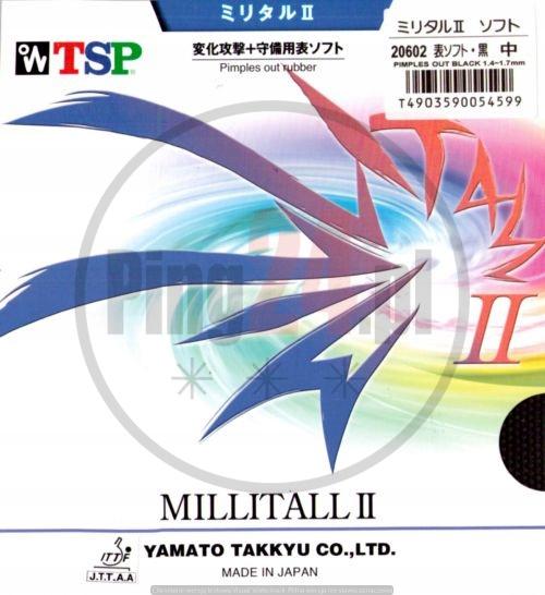 TSP Millitall II