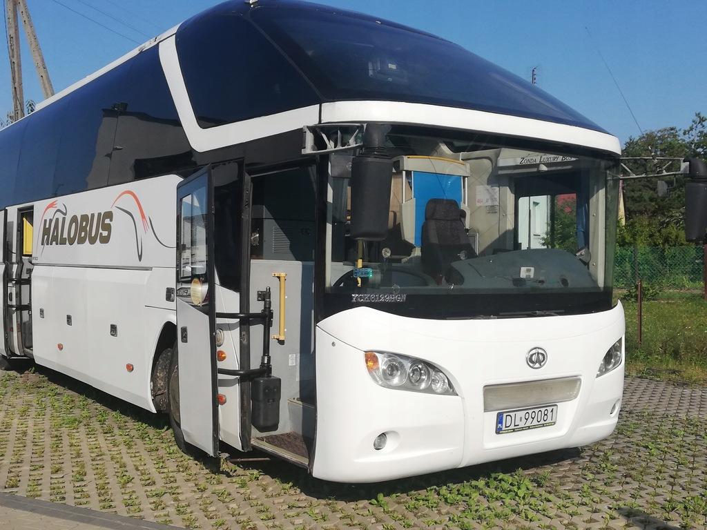 Autobus Zonda A9