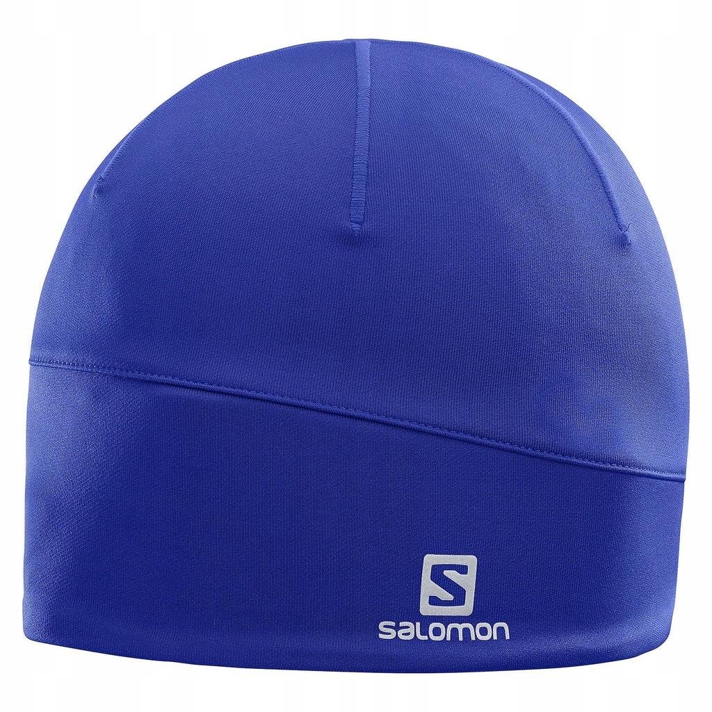 Czapka do biegania Salomon Active Beanie mikropol