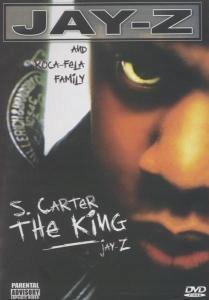 DVD Jay-Z S.Carter The King