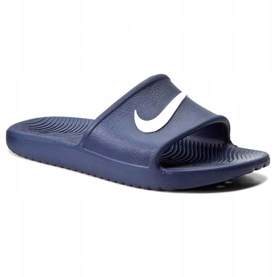 Klapki Nike Kawa Shower rozmiar EUR 41 kolor niebi