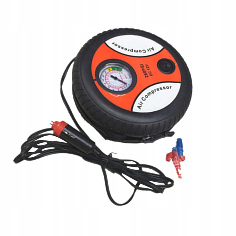 Mini pompa 12 V Pompa ładująca powietrze do użytku