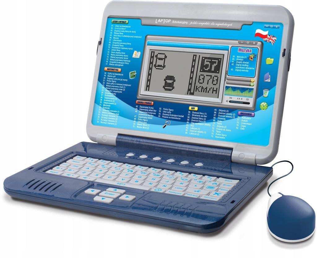 Laptop Edukacyjny 80 Programow Dwujezyczny Pl Ang 8706845720 Oficjalne Archiwum Allegro