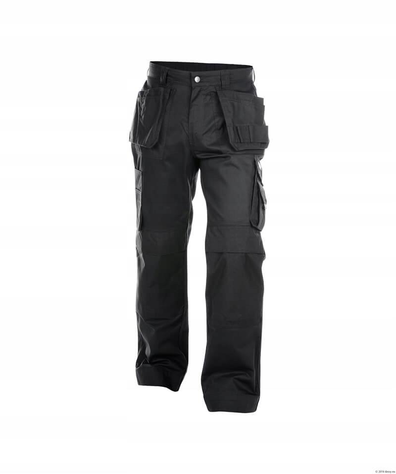 Spodnie robocze Dassy Oxford 52 czarny