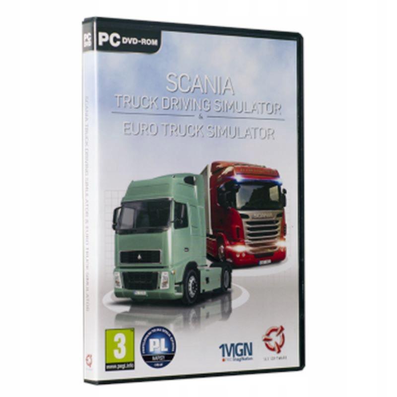 Scania + Euro Truck Simulator (Reedycja)