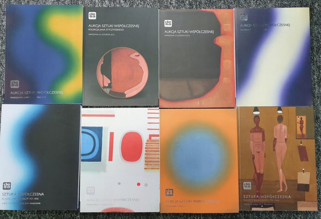 Katalog DESA Sztuka współczesna 2016-...x 8