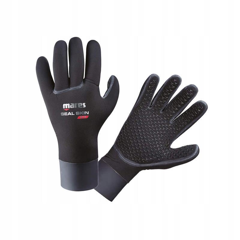 Rękawiczki Mares Seal Skin 5mm, Rozmiar: XS