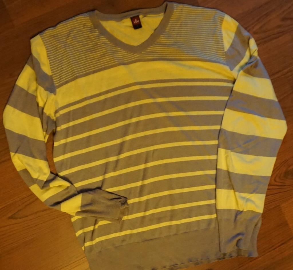 4YOU Sweterek miękki cienki lekki Extra modny