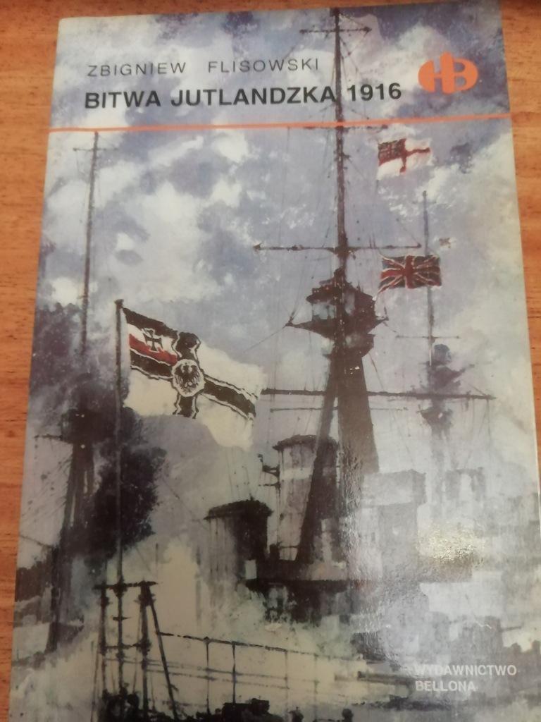 BITWA JUTLANDZKA 1916 ZBIGNIEW FLISOWSKI