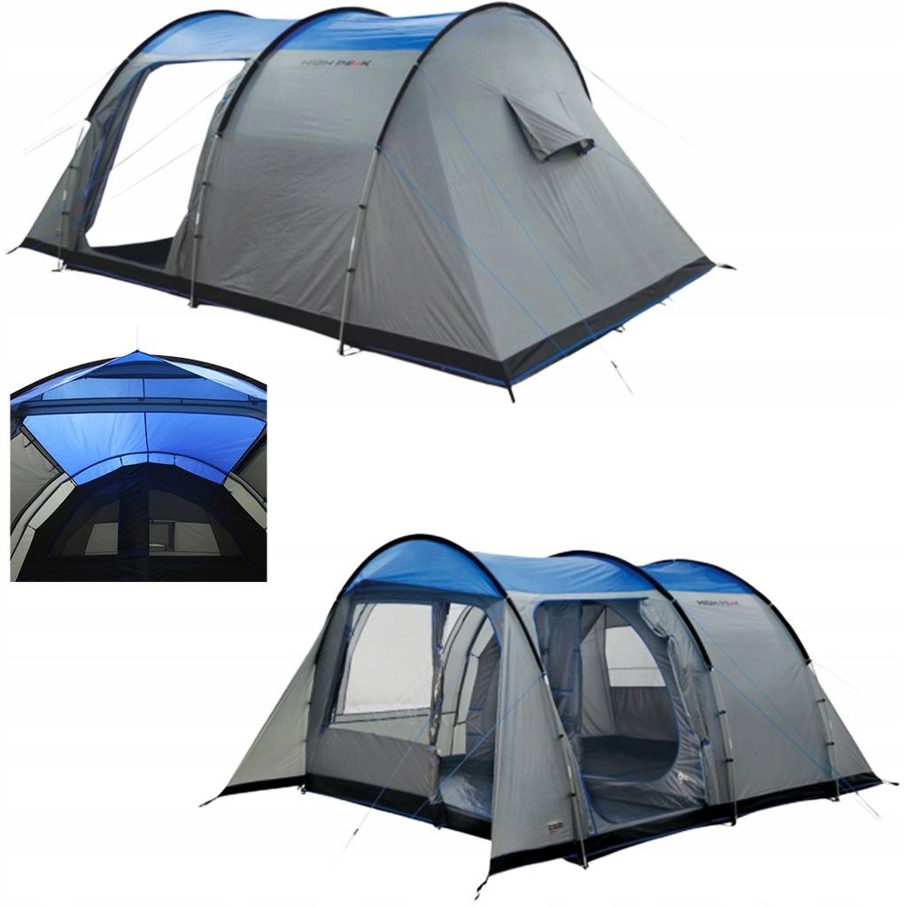 Namiot 4 Osobowy Turystyczny High Peak Mocny Duzy 8209144592 Oficjalne Archiwum Allegro