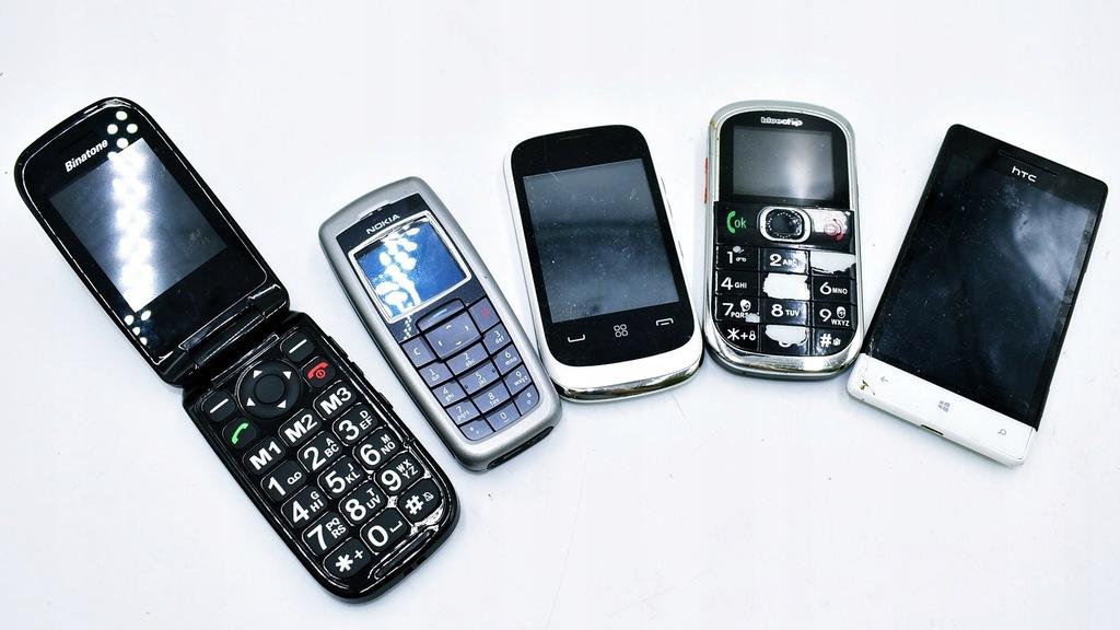 5824-51 NOKIA 2600 BINATONE k#o TELEFONY KOMORKOWE