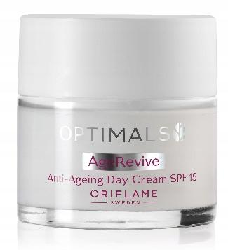 ORIFLAME_Krem na dzień Optimals Age Revive SPF 15