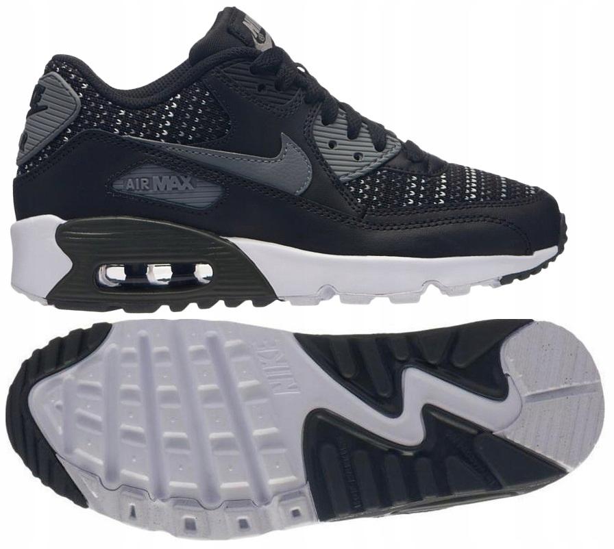 Buty Nike AIR MAX 90 Mesh JUNIOR AA0570 002 37,5