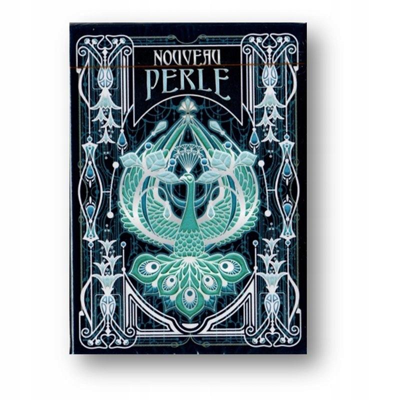 NOUVEAU Perle kolekcjonerskie karty do gry