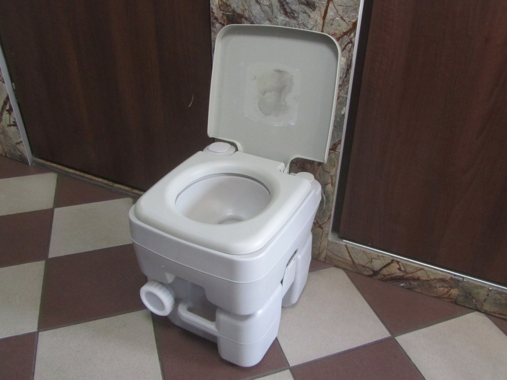 Toaleta Chemiczna WC Turystyczna ZOBACZ OKAZJA !