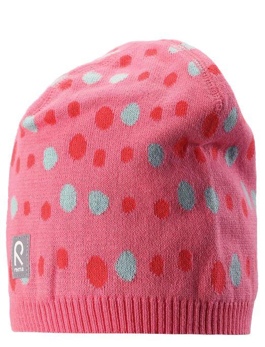 REIMA czapka beanie PULPO pink 56/58