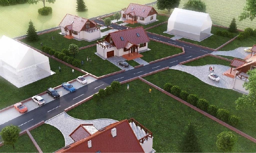 Działka, Łozina, Długołęka (gm.), 984 m²
