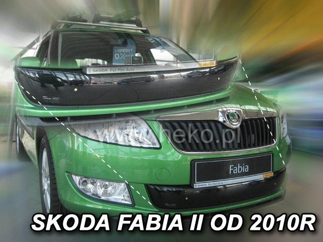 Osłona zimowa SKODA FABIA II 5D od 2010r.