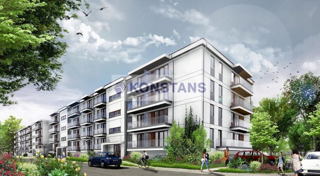 Mieszkanie, Sulejówek, Miński (pow.), 43 m²