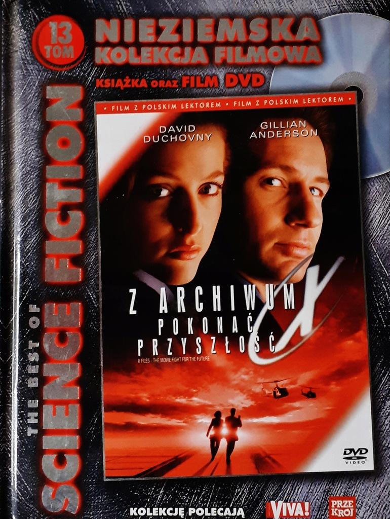 Film: Z Archiwum X /D 10