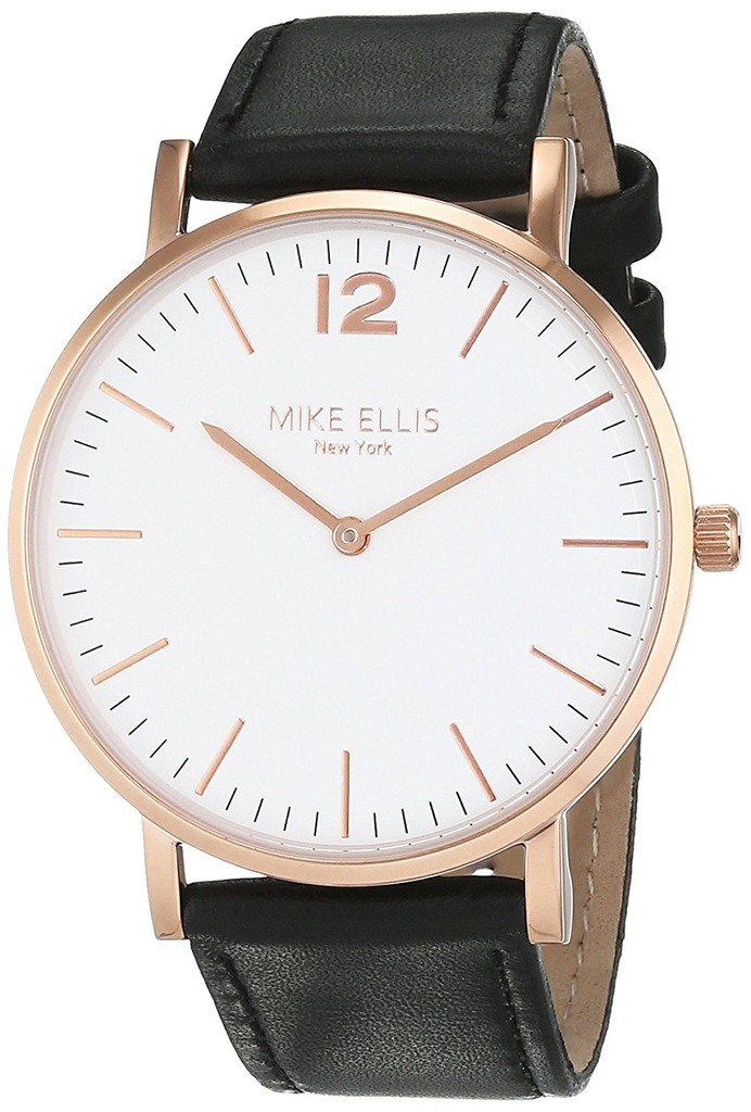 Zegarek MIKE ELLIS SM4564H3 klasyczny nowy unisex