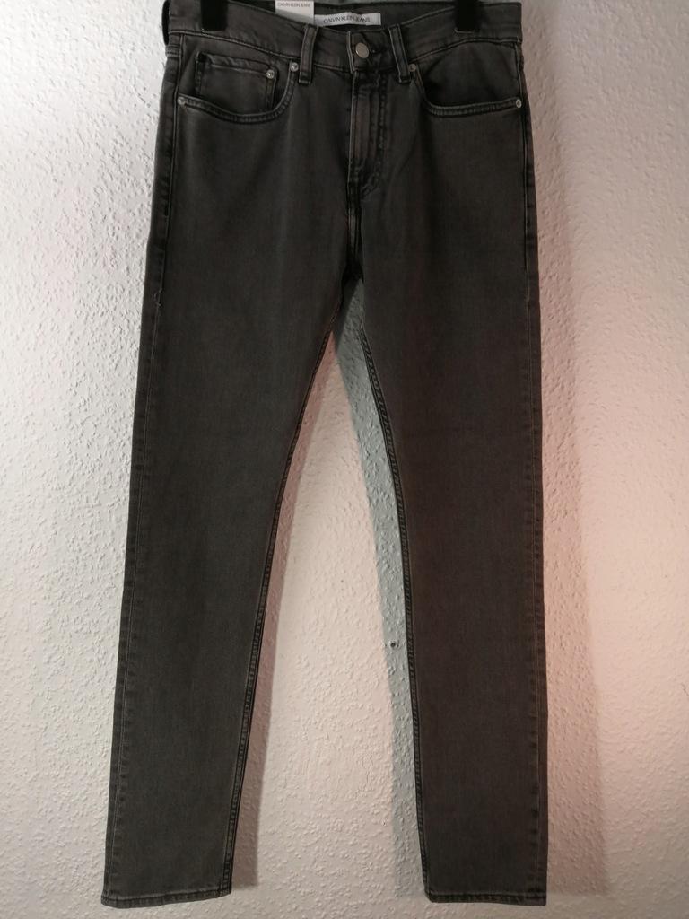 Jeansy męskie Calvin Klein SKINNY CKJ016 29/32