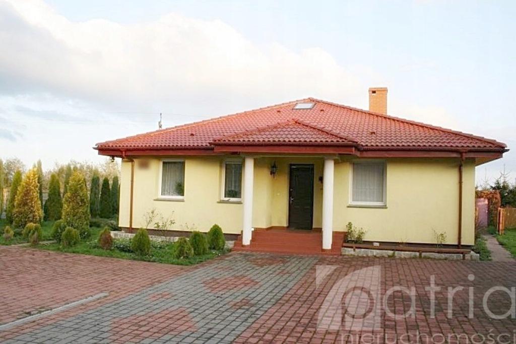 Dom, Warnołęka, Nowe Warpno (gm.), 155 m²