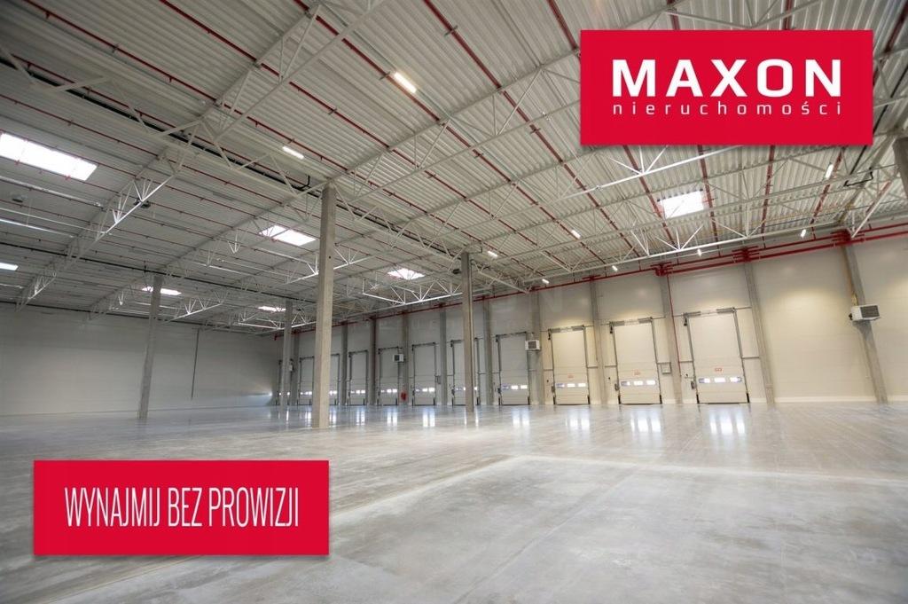 Magazyny i hale, Stargard, 3780 m²