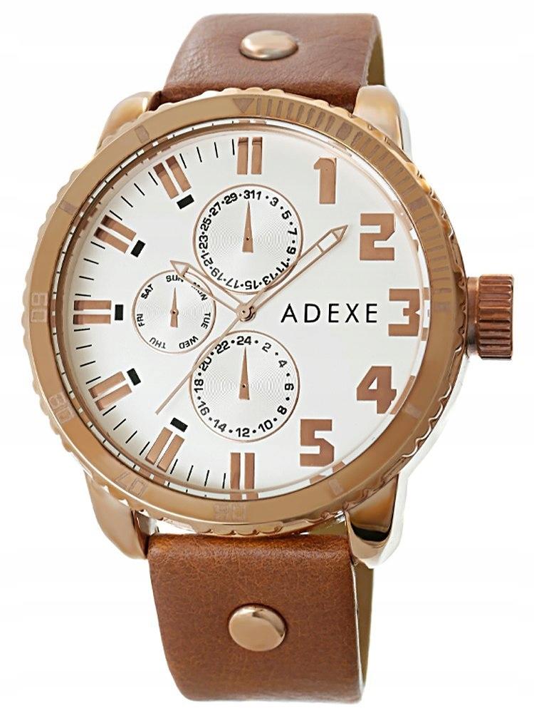 Zegarek Męski ADEXE 1905A-5A
