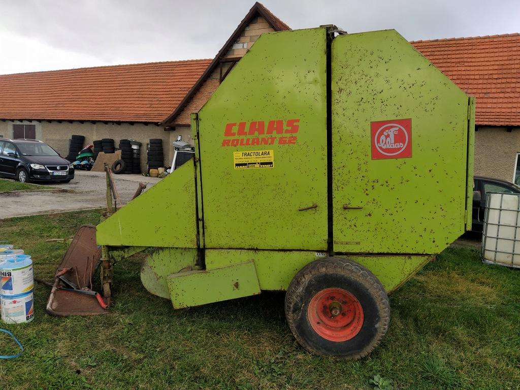 Prasa CLAAS Rollant 62