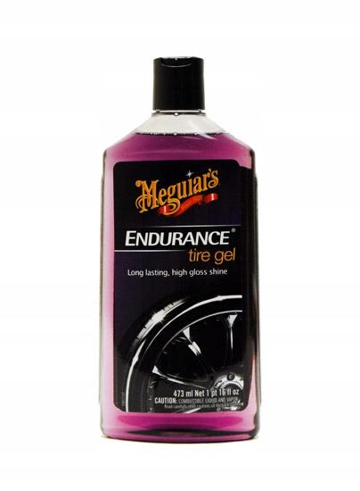 MEGUIAR'S Endurance Tire Gel Czernidło żel do opon