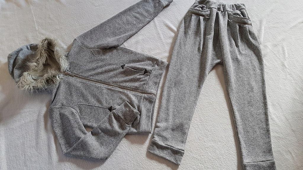 Wójcik 158 Bawmy się kpl bluza z kapturem spodnie