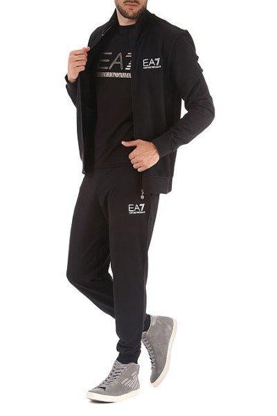 EMPORIO ARMANI EA7 stylowy męski dres TRENINGOWY S