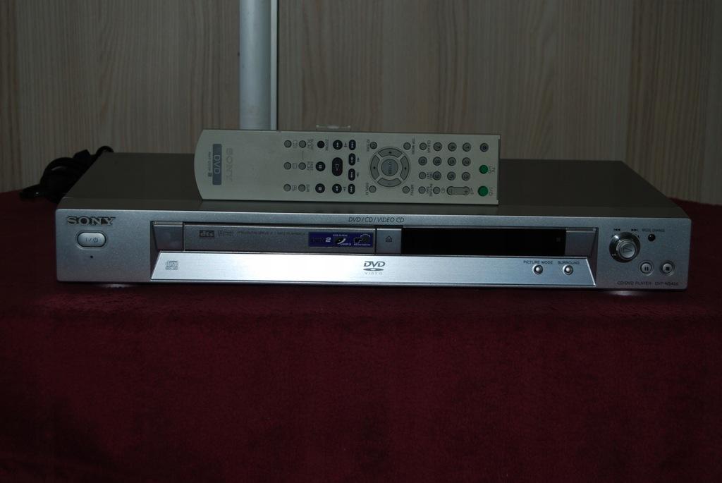 Sony DVP-NS405 pilot