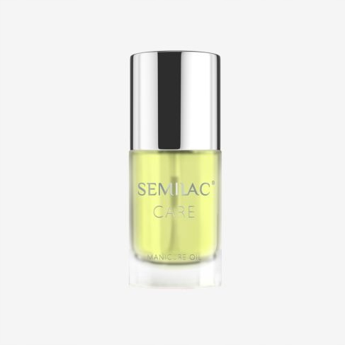 Oliwka do paznokci Semilac Manicure Oil Lemon