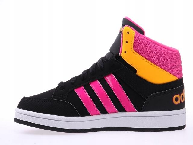 Buty dziecięce Adidas Light Neo Hoops AW5092 R. 30