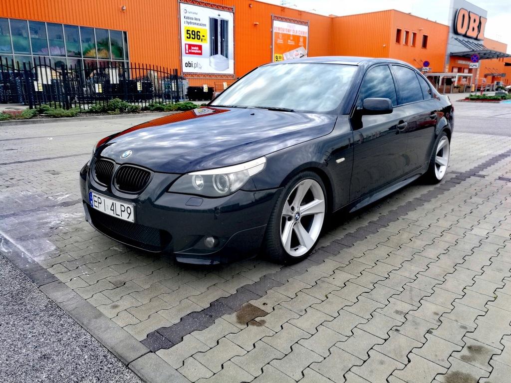 Bmw E60 535d 375 Km 750 Nm M Pakiet 7729988079 Oficjalne Archiwum Allegro